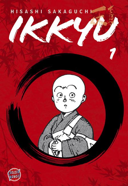 «Ikkyu» von Hisashi Sakaguchi (Carlsen)