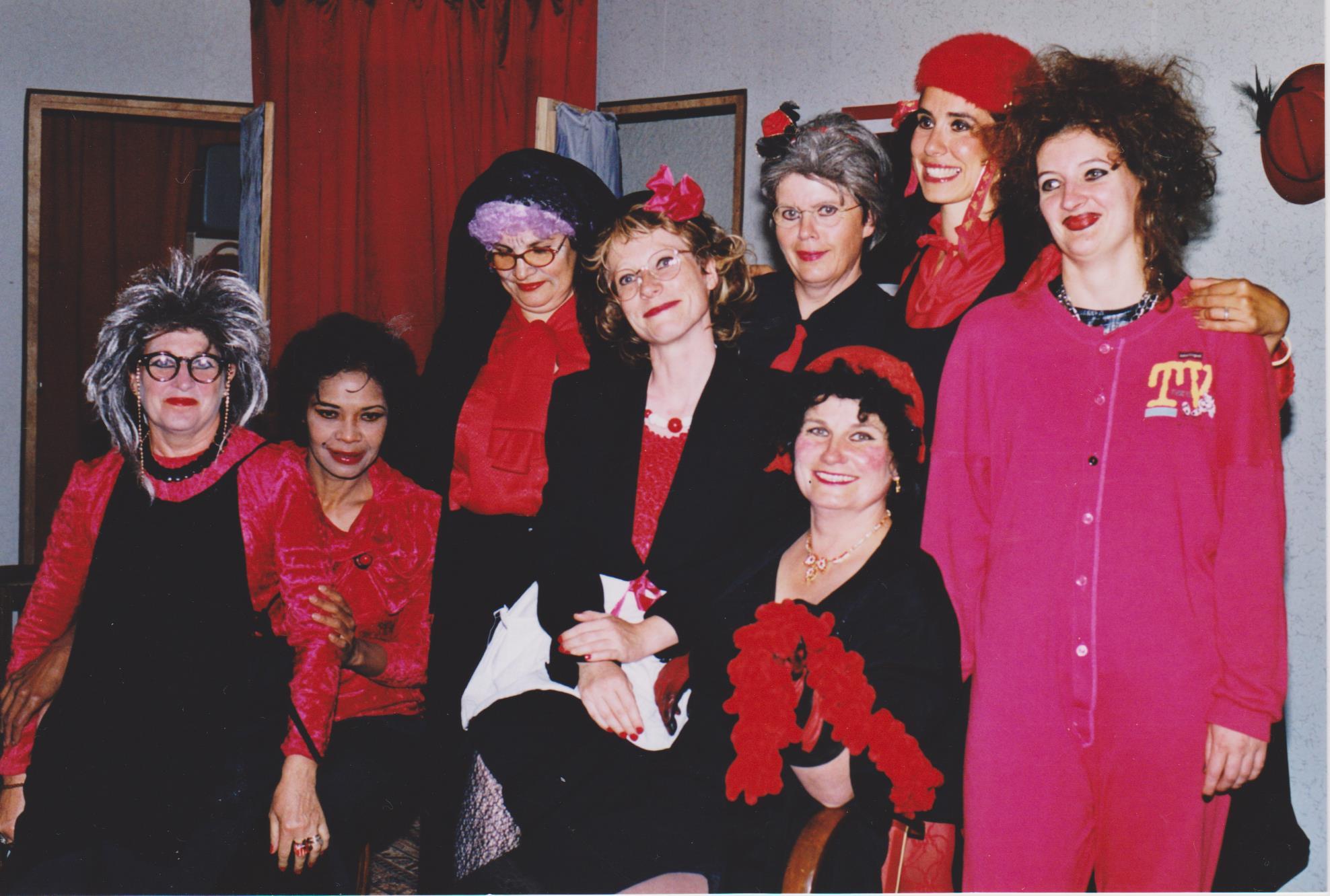 Huit femmes