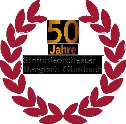 Logo zum 50. Jubiläum