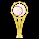 """TFSB23 - 6-1/2"""" Baseball Spinner Figure"""