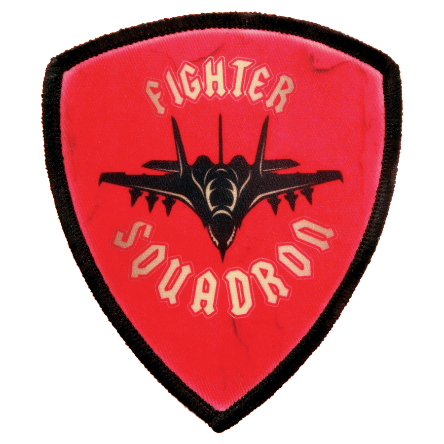 "3"" Shield Full Color Patch"