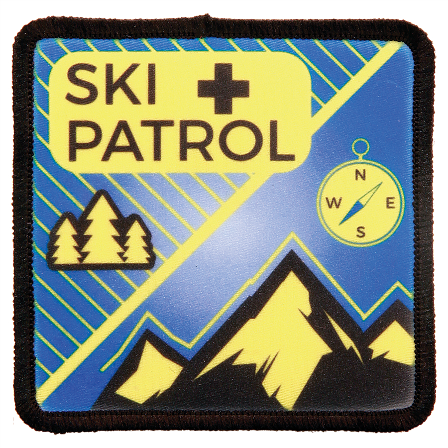 """2-1/2"""" Square Full Color Patch"""