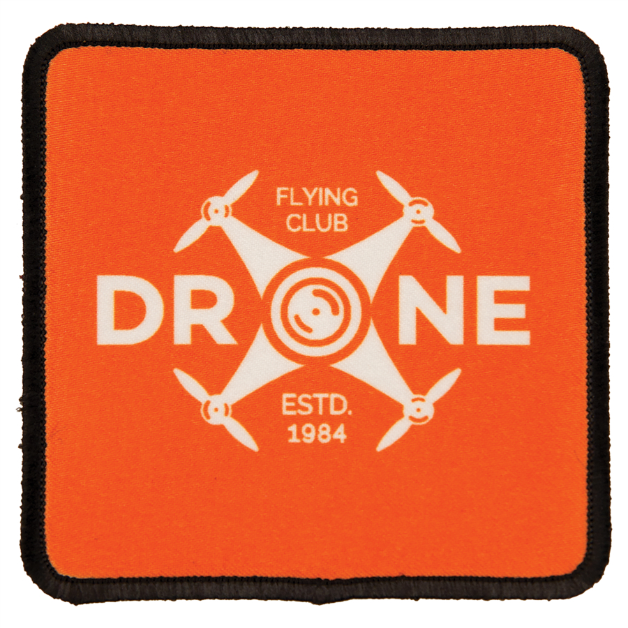 """3"""" Square Full Color Patch"""