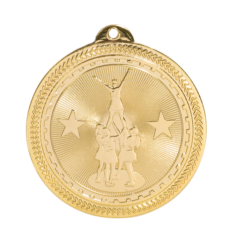 Competitive Cheer Medal