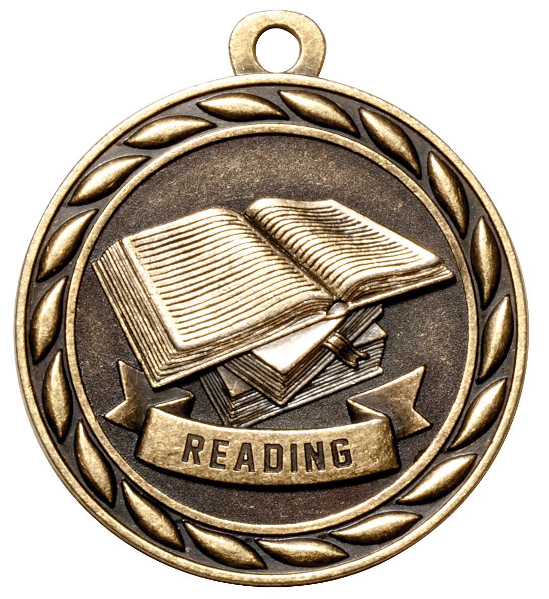 M326-MS - Reading Medal