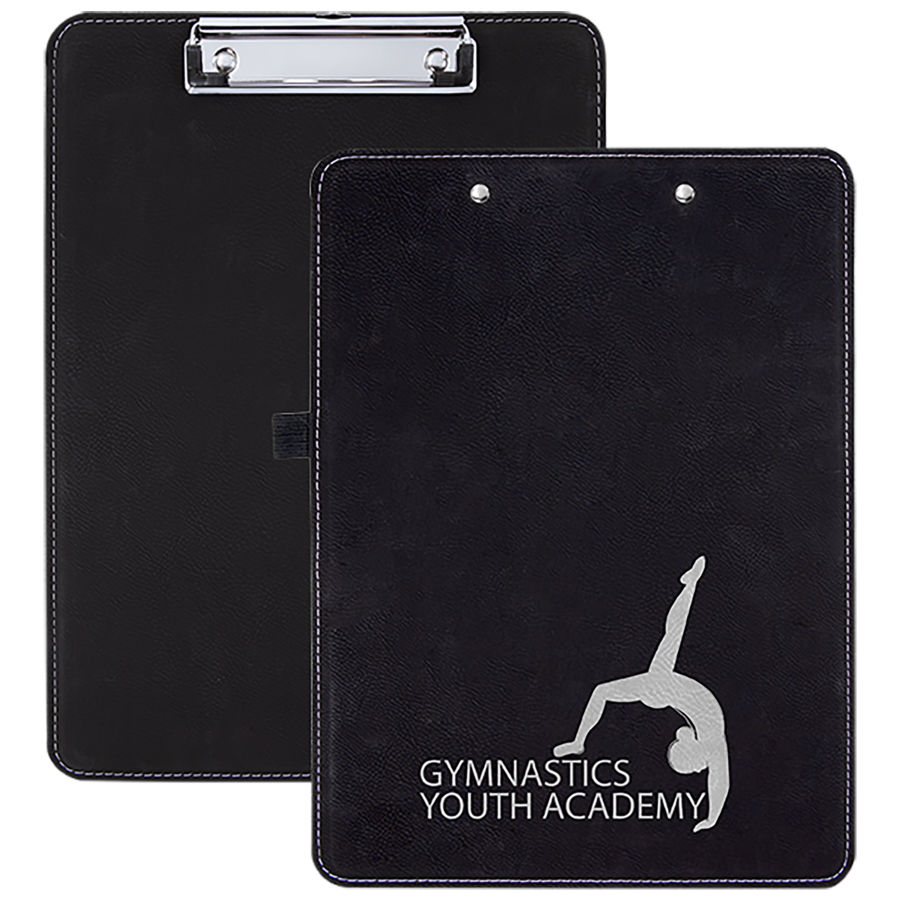 Black/Silver Clipboard