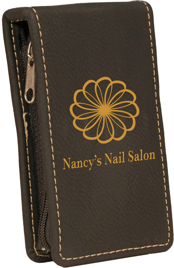Black/Gold Manicure Set