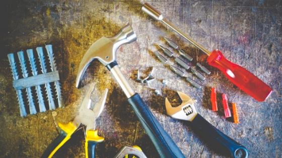 Foto von Werkzeug