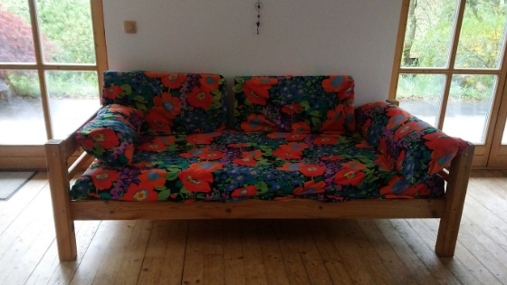 Upcycling-Couch
