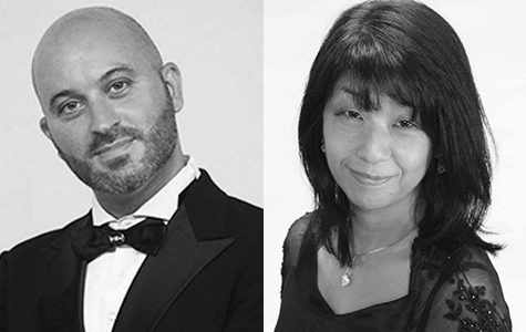 Antonio Signorello e Atsuko Nieda