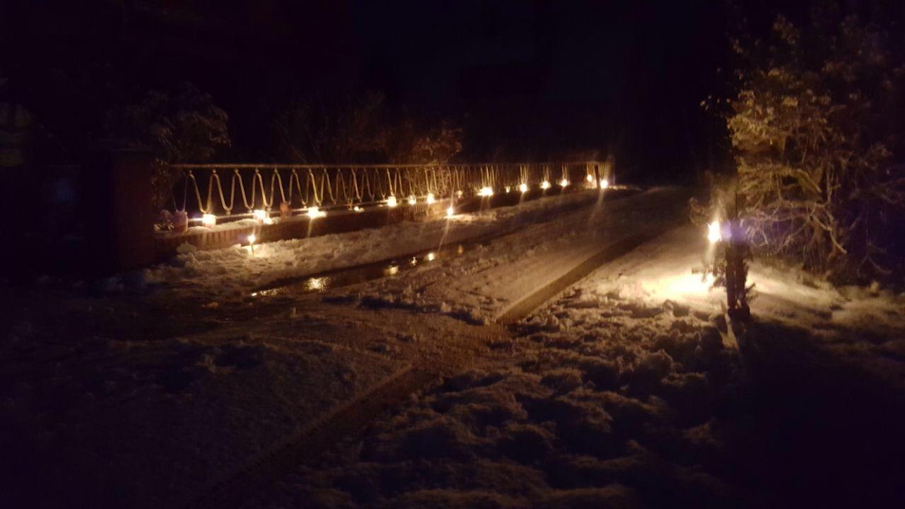 Lichter weisen uns den Weg