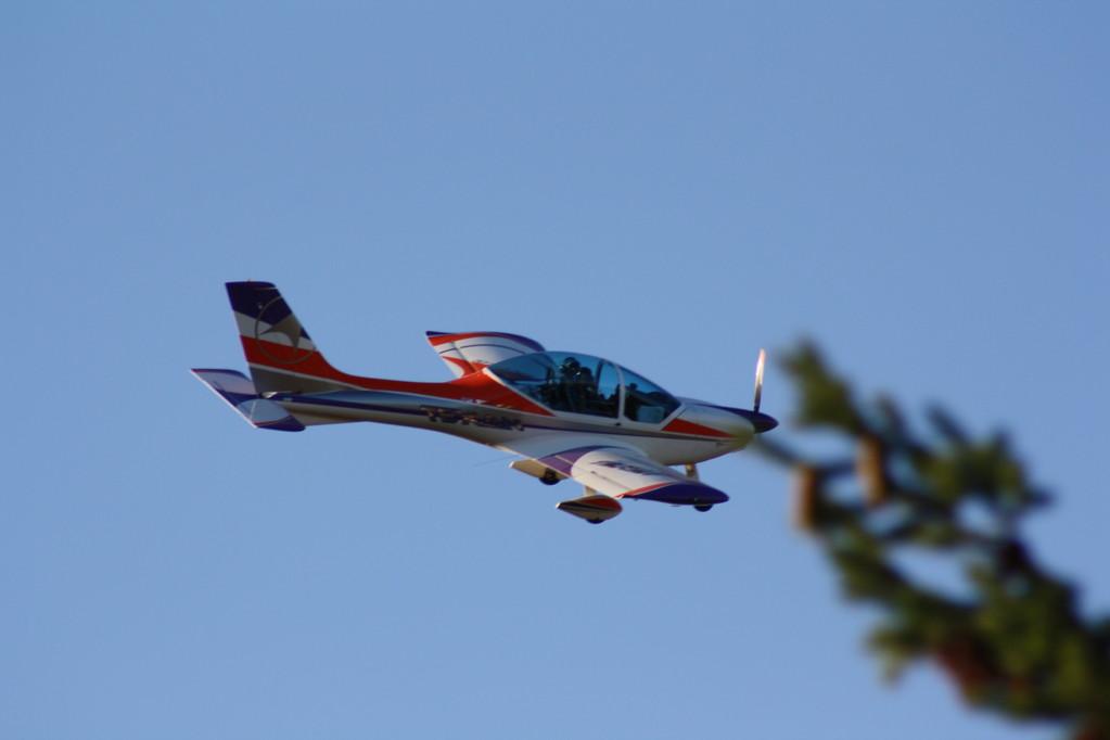 Texan de Flysynthésis au Portugal