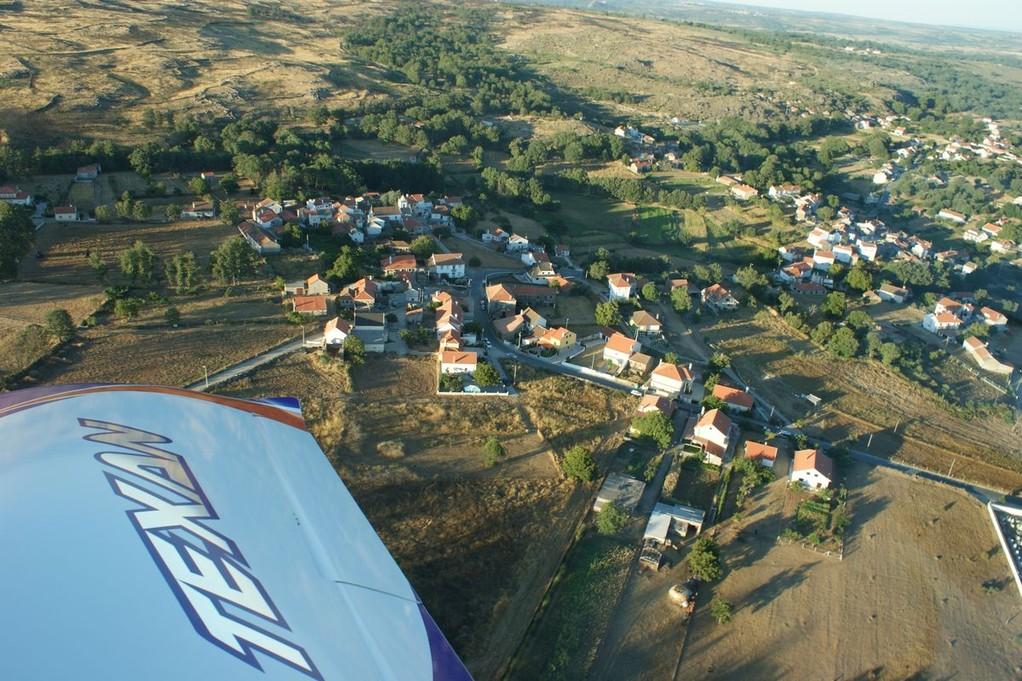 village au Portugal