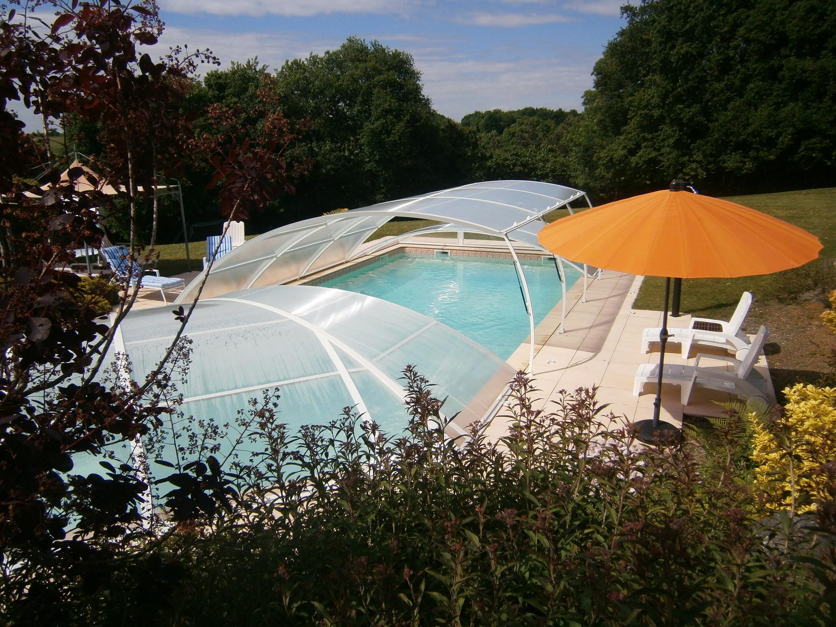 Réservez votre gite rural  la campagne en vendee avec piscine et