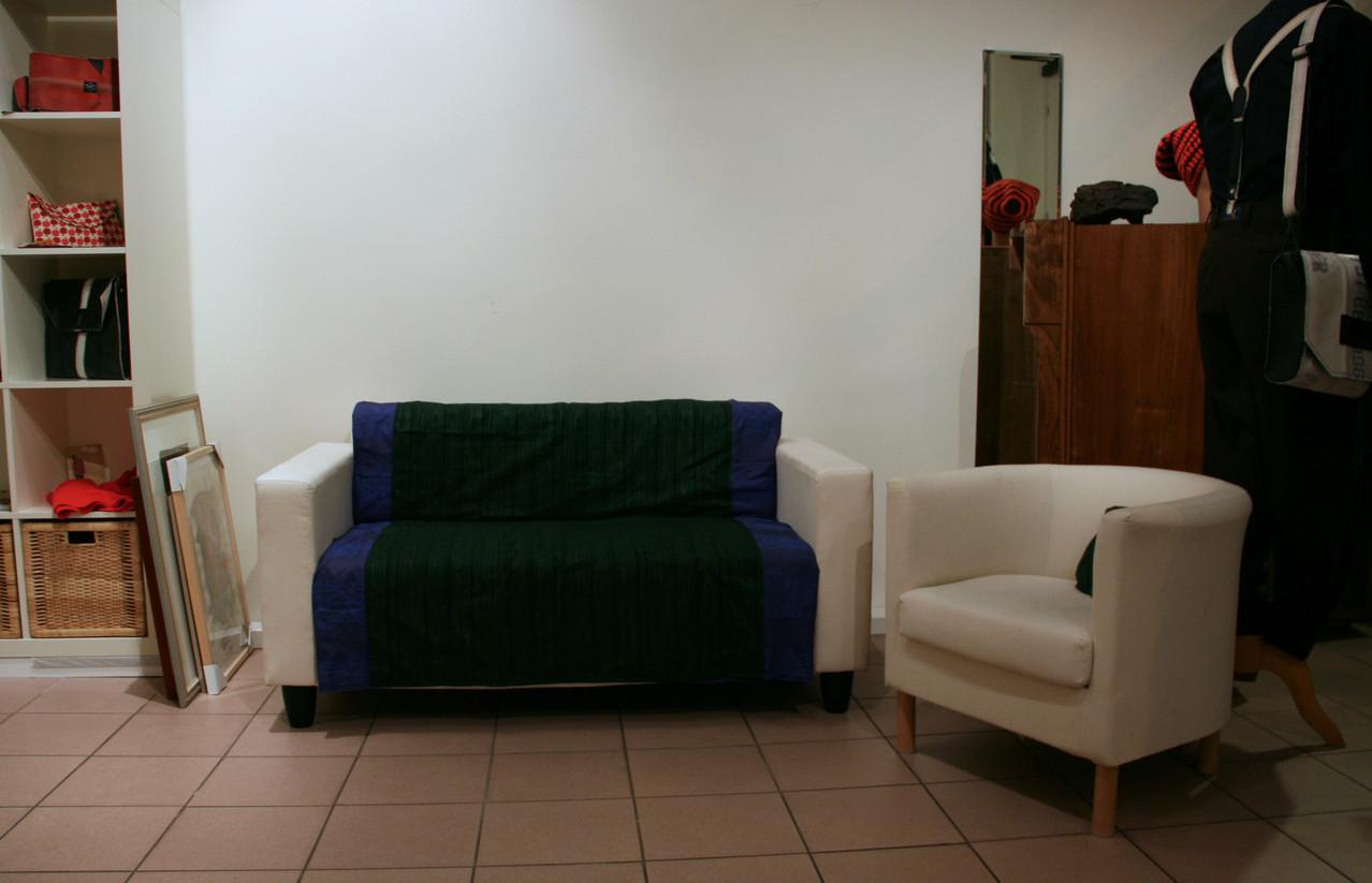 K³ - Sofabezuch