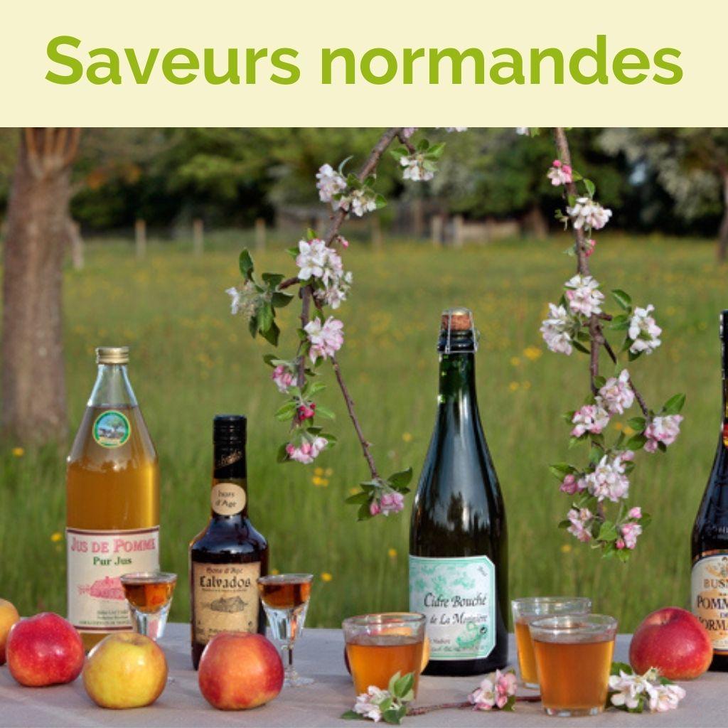Saveurs Normandes