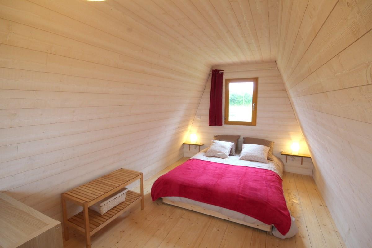 Chambre à coucher à l'étage