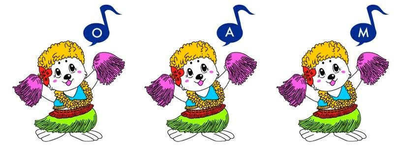 現在のOAMウェブサイトのトップ画像は、小名浜某所のシャッターに描かれた謎のキャラクター。こうした遊び心こそ、OAMの特徴だ。