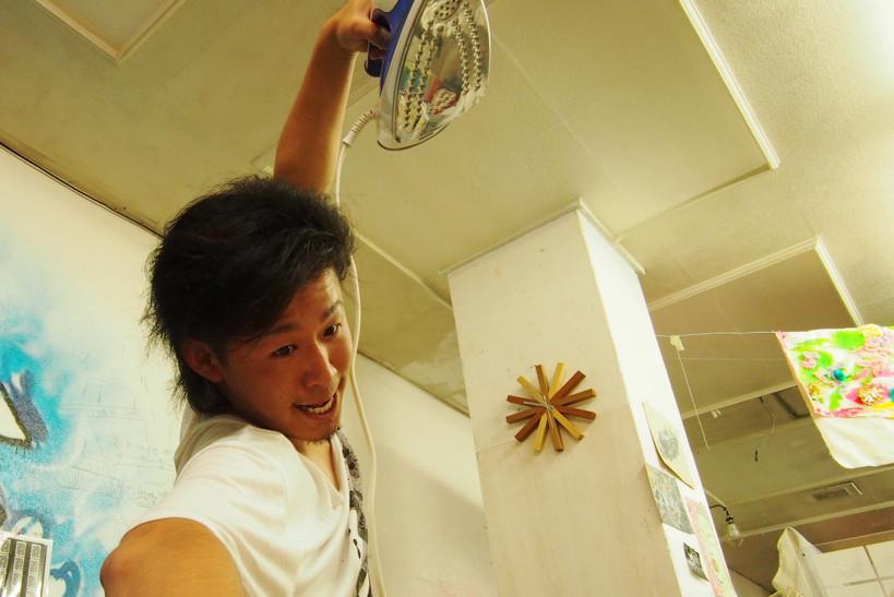 パタンナーの関根渉は栃木県内を制作拠点にオリジナルのブランドを展開する若き俊才。