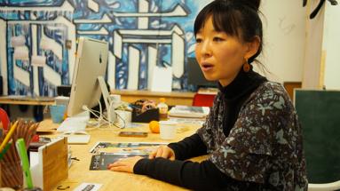熱っぽく幻の企画について語ってくれた松田。