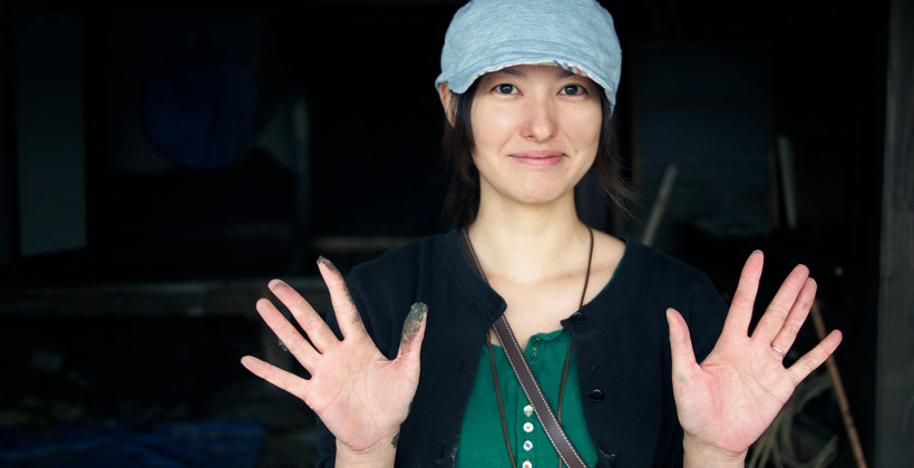 NPO法人化を目指す2013年。豊田のような女性の目線を取り入れていくことも今後は必要になって来るだろう。