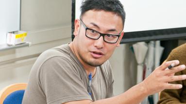 UDOK.の主宰であり、tetoteonaham編集長の小松も参加させて頂いた。