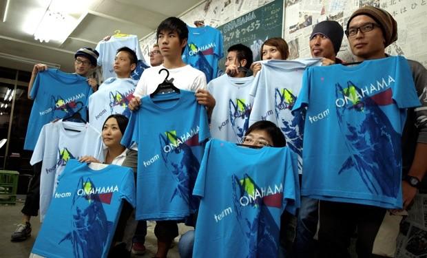 ワークショップ参加者は、10月2日のいわき踊り本大会にも出場することになる。