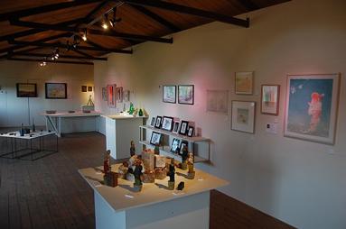 樽前arty2011で開催された「樽前堂」。