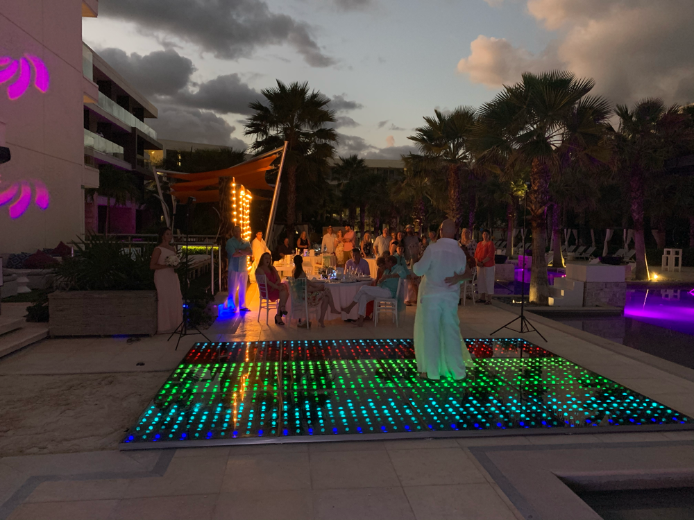 DJ para bodas en La riviera Maya