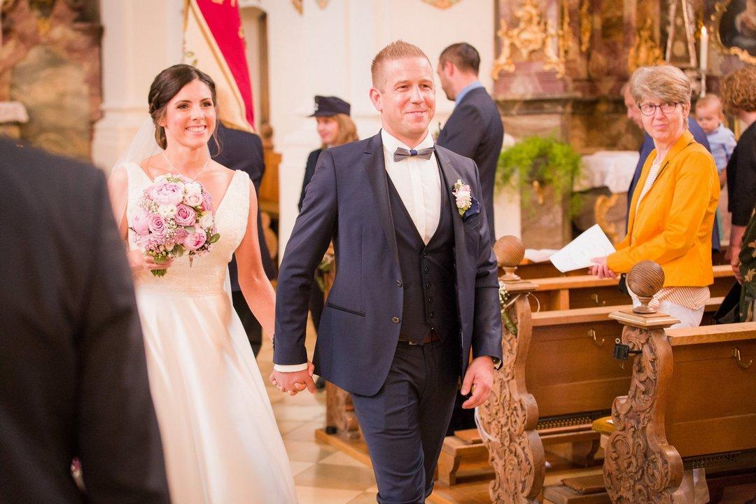Hochzeit Ariane & Andy in Witzighausen