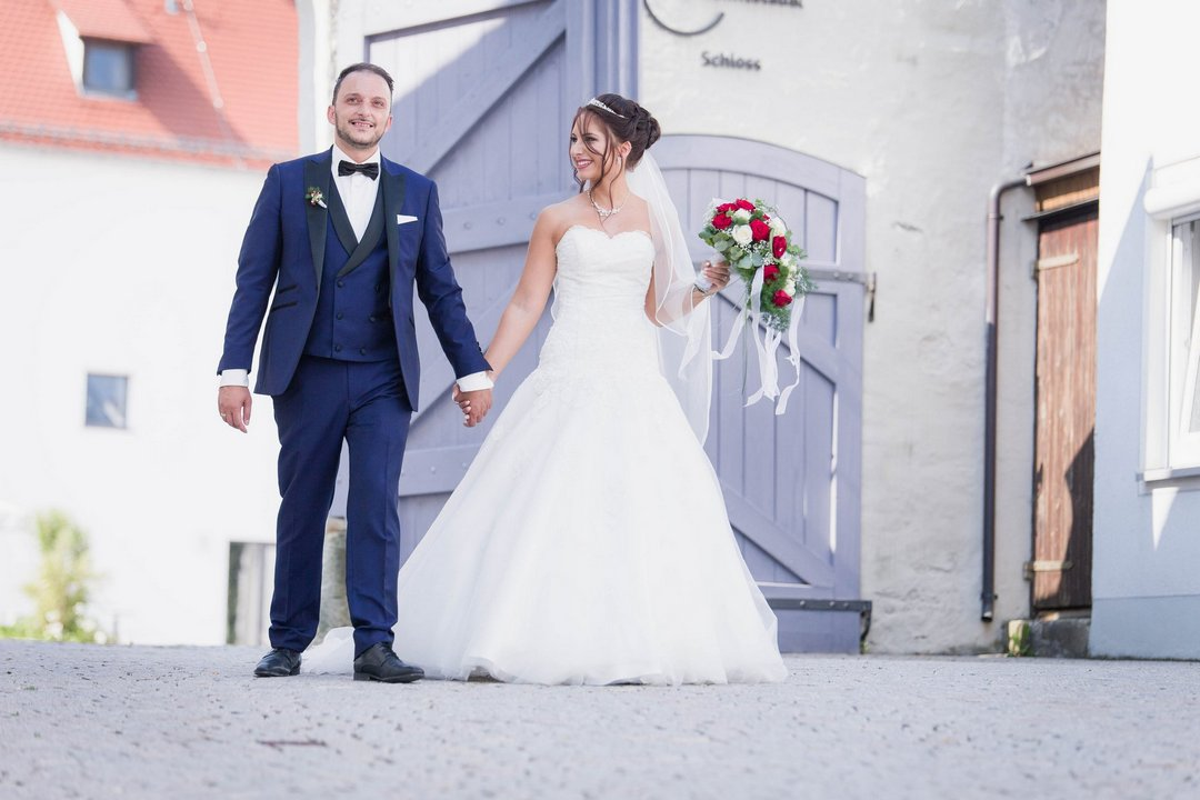 Hochzeit Bianca & Giuseppe in Oberelchingen
