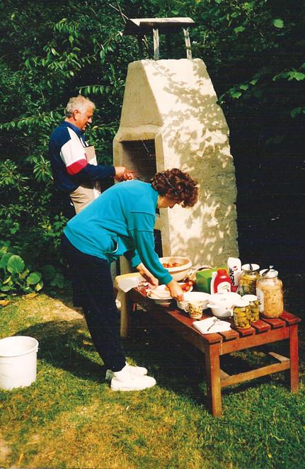 Grillen 1991