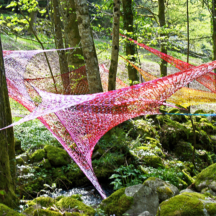 Edith Meusnier,  ENTRE-DEUX, Festival les Arts au Vert,   Stoswirh,   2006