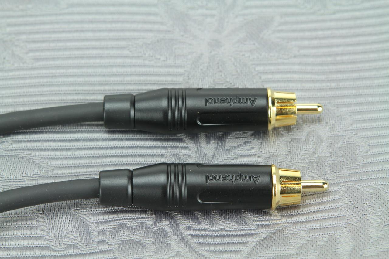 Gotham Cinch Kabel mit Amphenol ACPR Stechern - Saitenversand Schweiz