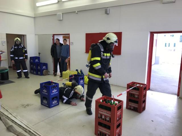 ÖFAST 2018 Übung FF Goritz, Bad Radkersburg