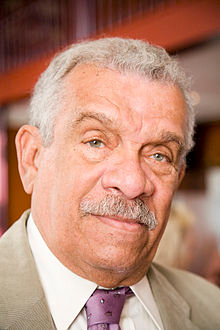Picture of Derek Walcott