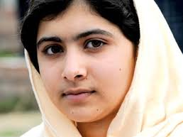 Picture of Malala Yousafzai