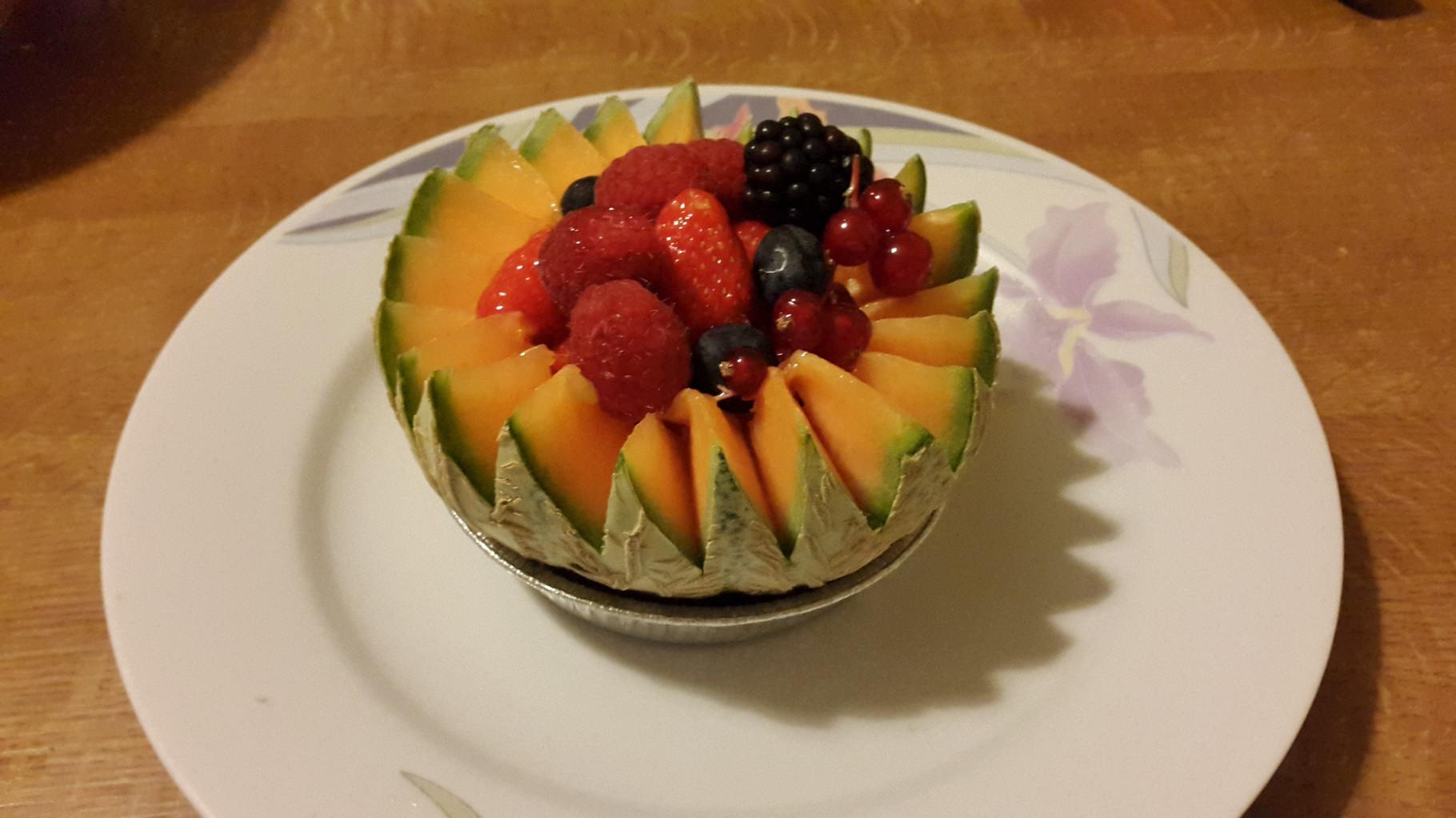 Melon estival