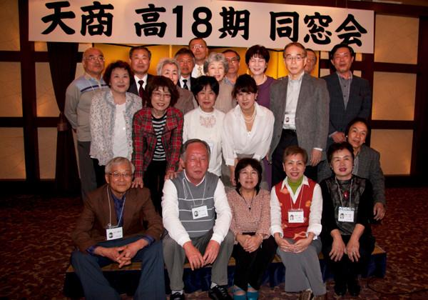 3年A組の参加メンバー