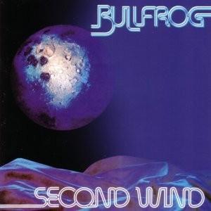 CD: Bullfrog - Second Wind