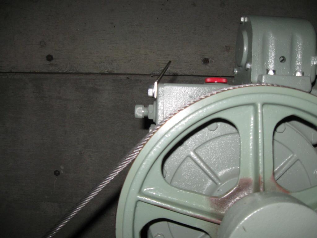電動機・巻上機のチェック1