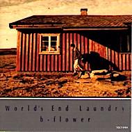 "b-flower ""World's End Laundry"""