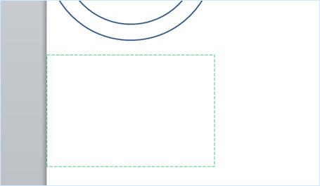 枠線の色と太さを変更