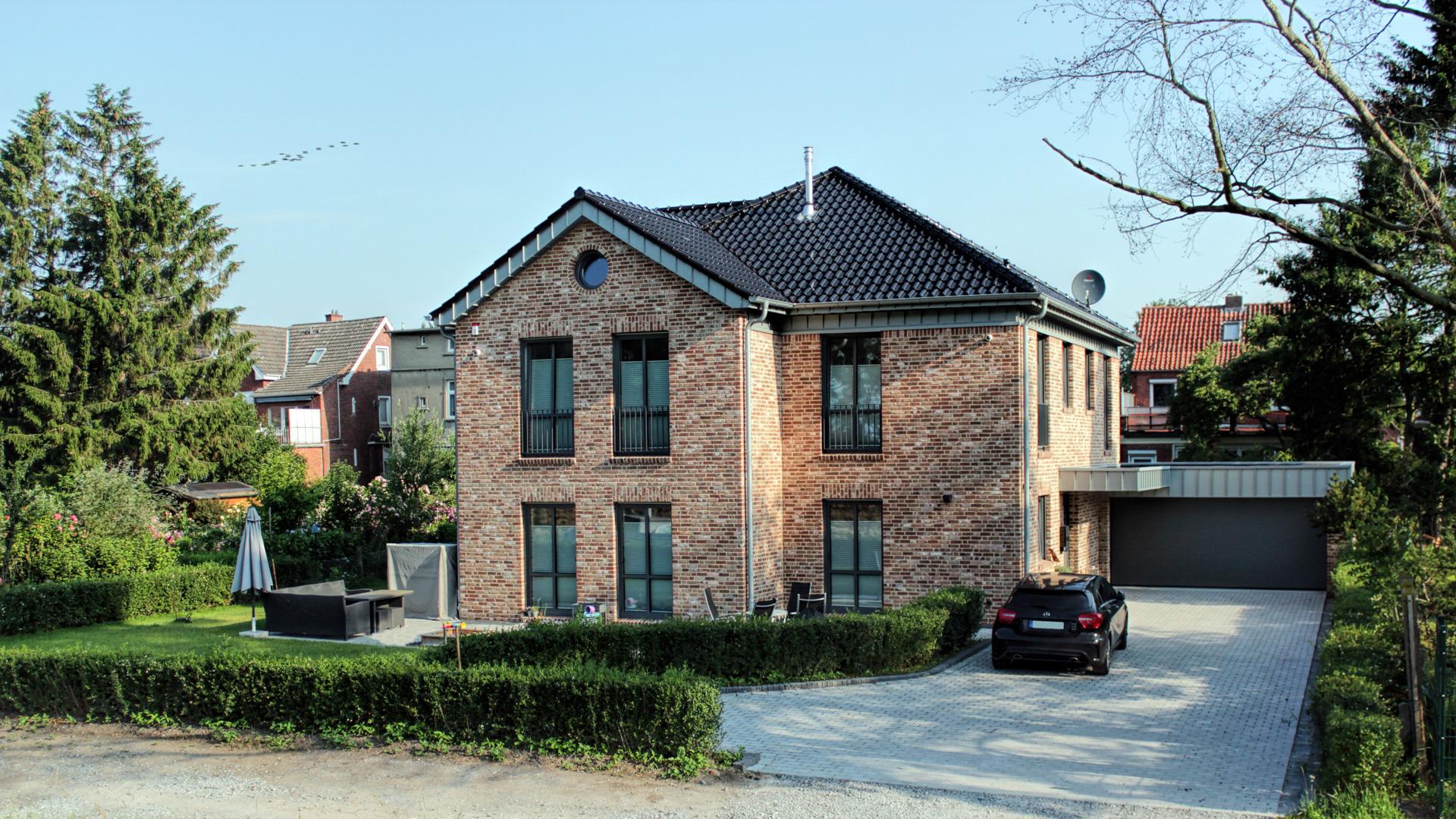 Neubau - Einfamilienhaus - Emden - 2018