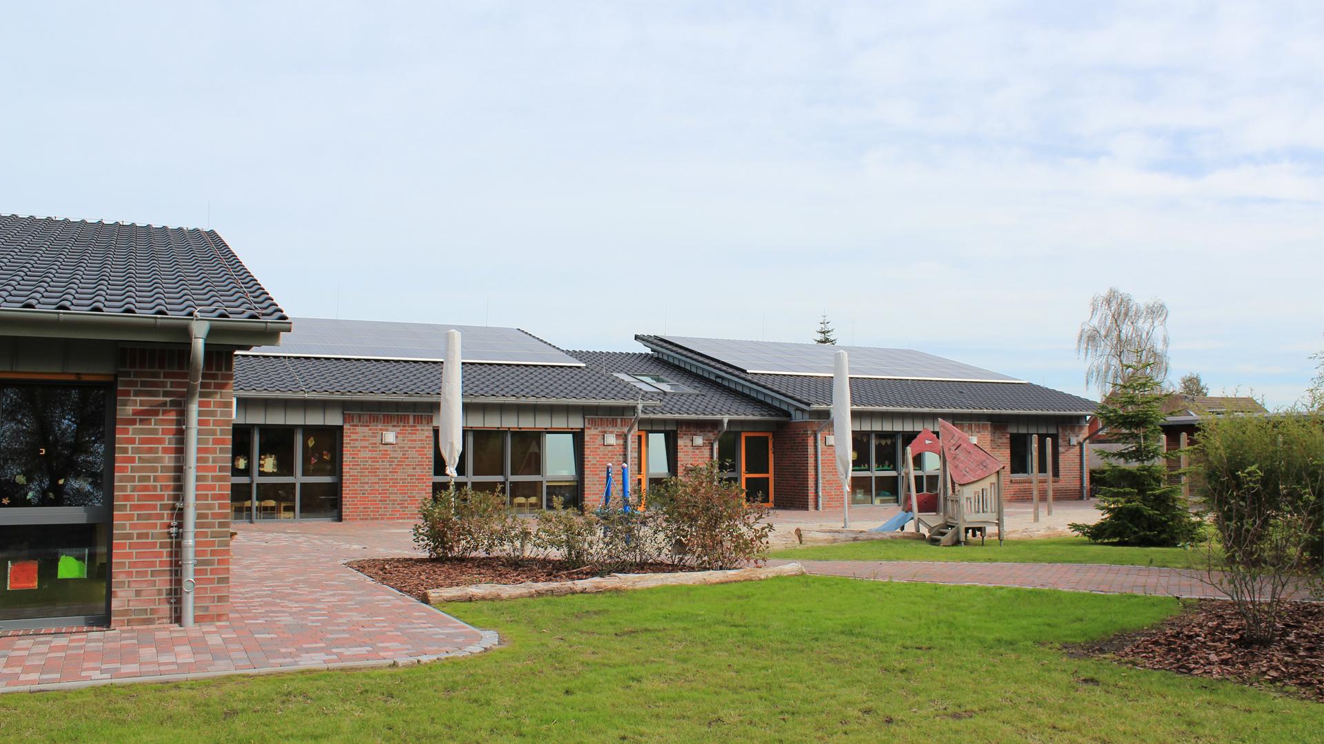 Neubau - Kindergarten & Krippe - Emden - 2012/2013
