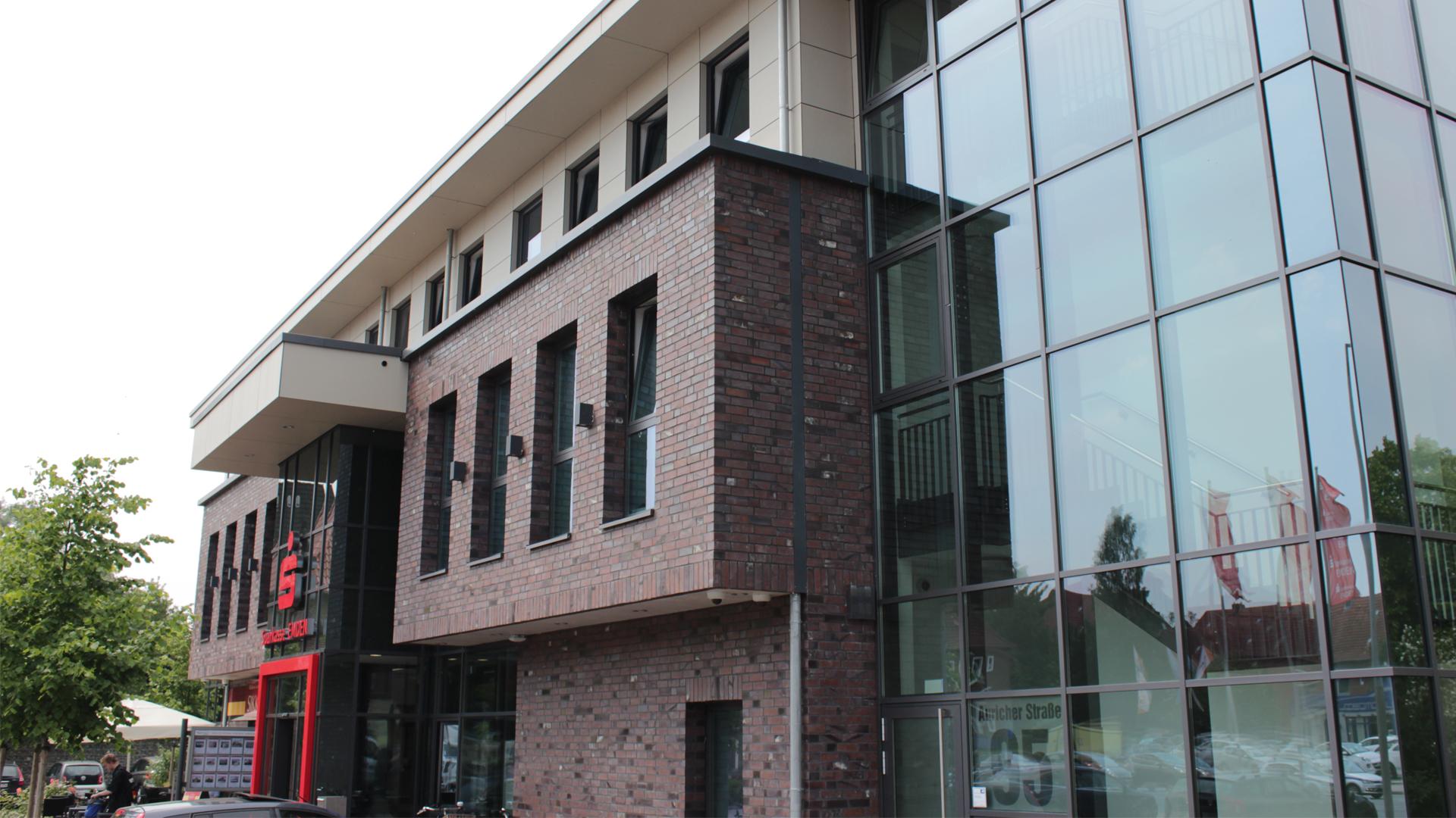 Neubau - Wohn & Geschäftshaus - Emden - 2014/2015