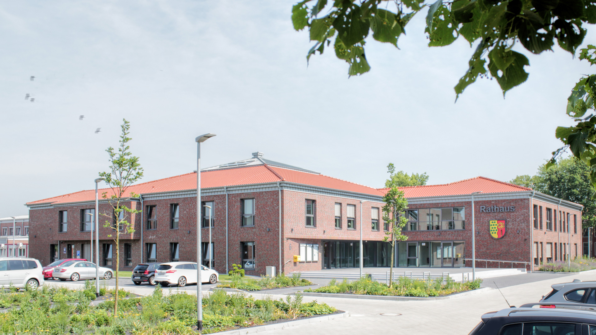 Neubau - Rathaus - Ihlow - 2016/2018