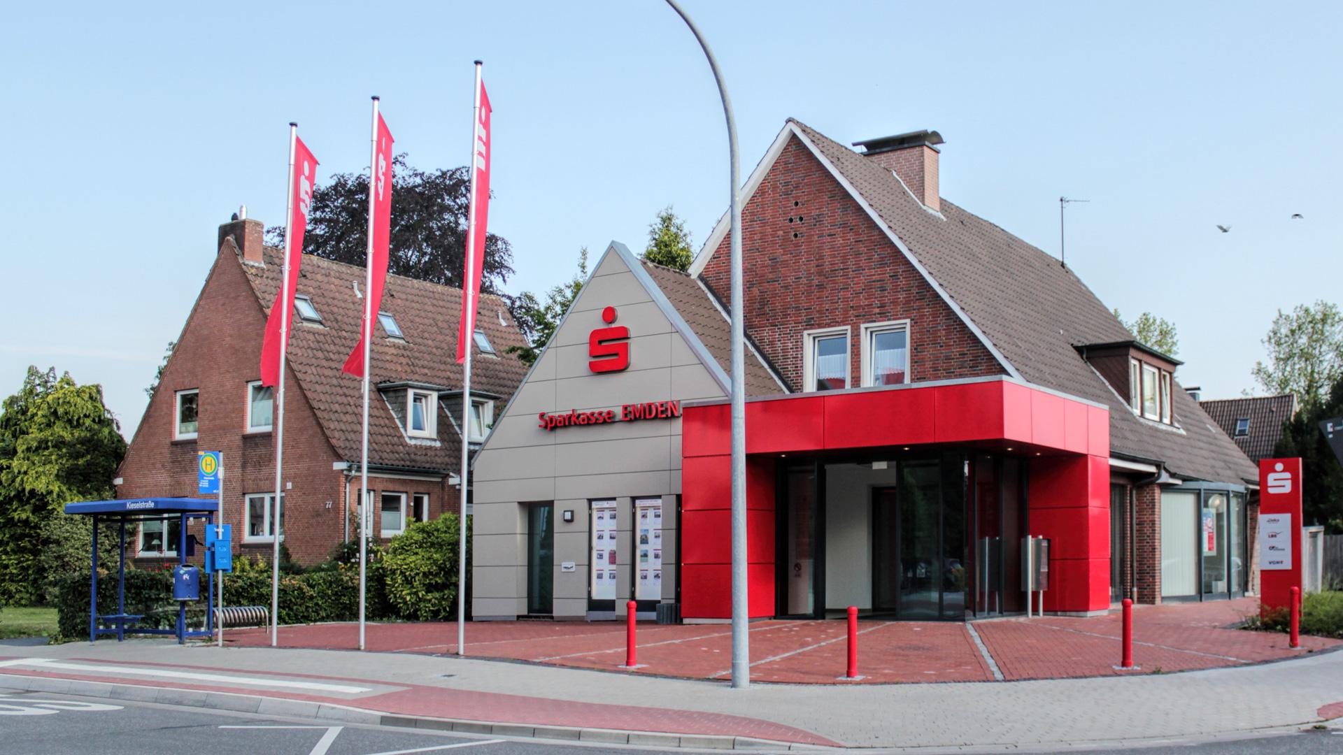 An-/Umbau - Sparkasse Kundencenter - Emden - 2018