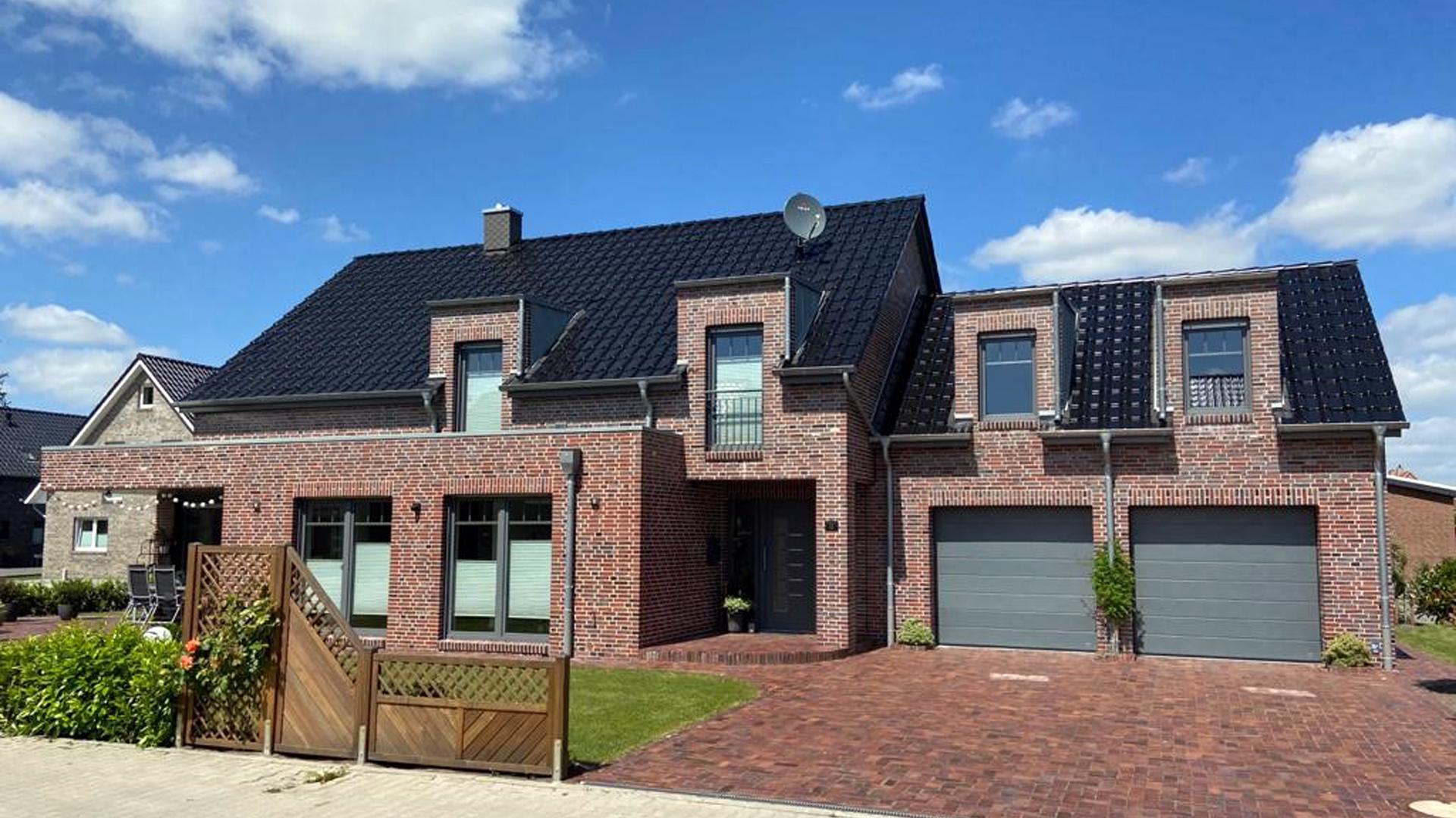 Neubau - Einfamilienhaus - Papenburg - 2018/2019