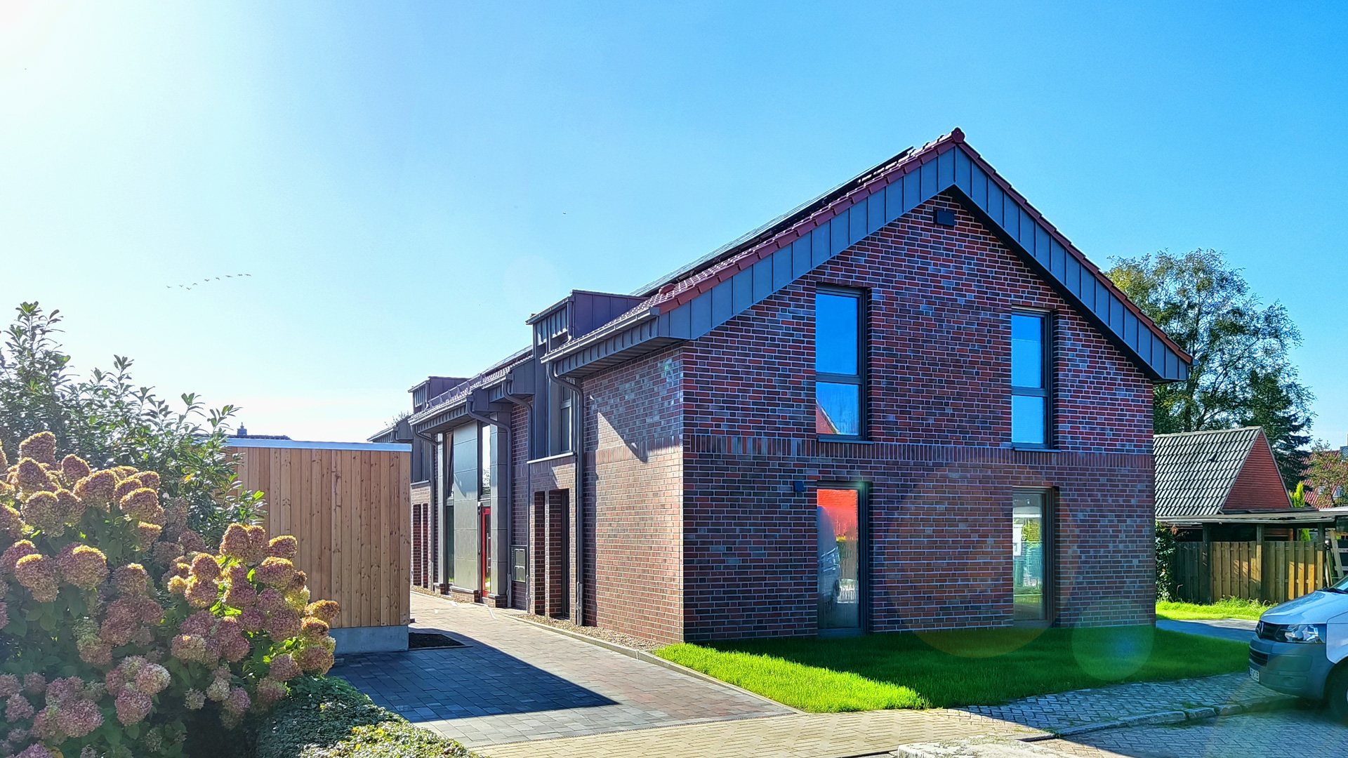 Neubau - Wohnhaus - Hinte - 2020/2021